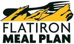 Flatiron Meal Plan Logo